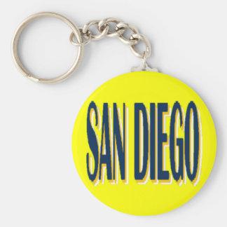 Llavero de San Diego