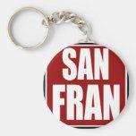 Llavero de San Fran