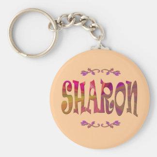 Llavero de Sharon