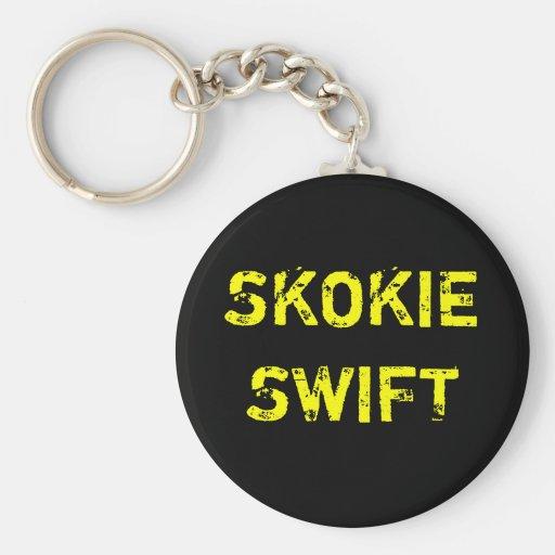 Llavero de SKOKIE SWIFT
