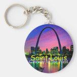 Llavero de St. Louis