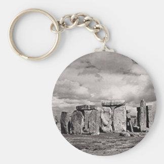 Llavero de Stonehenge