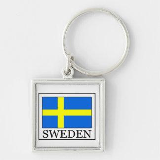 Llavero de Suecia