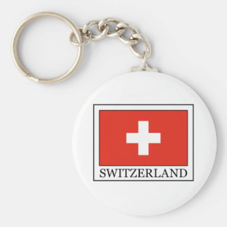 Llavero de Suiza