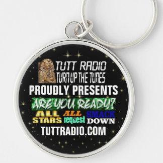 Llavero de Tutt Allstar de radio