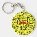 Llavero de Uffda