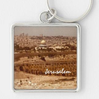 Llavero de Yerushalayim Shel Zahav
