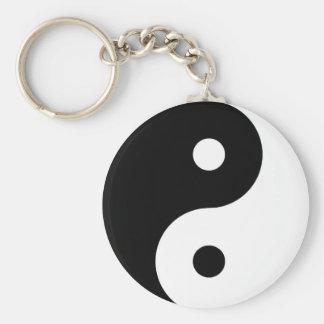 Llavero de Yin Yang