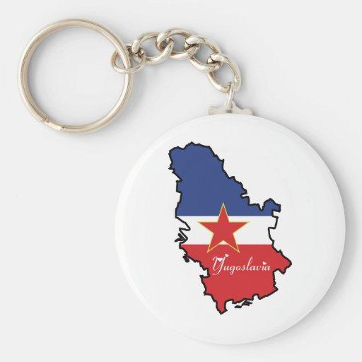 Llavero de Yugoslavia