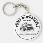 Llavero de Yuma 4-Wheelers