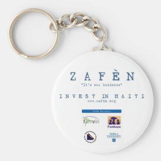 Llavero de Zafen