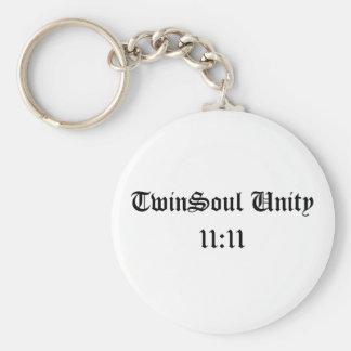 Llavero del 11:11 de la unidad de TwinSoul