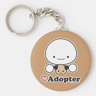 Llavero del adoptante (perro)