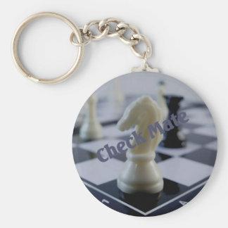 Llavero del ajedrez
