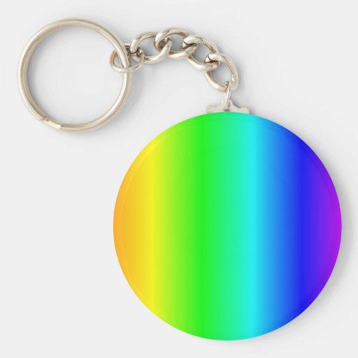 Llavero del arco iris