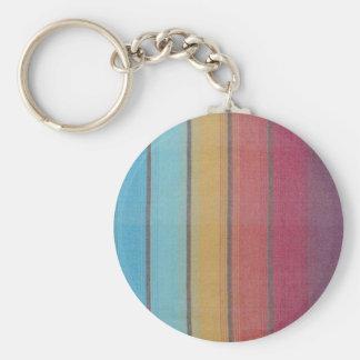 Llavero del arco iris de Girasol Xela