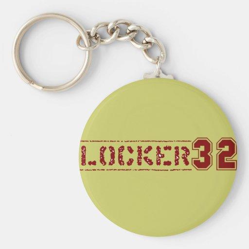 Llavero del armario 32