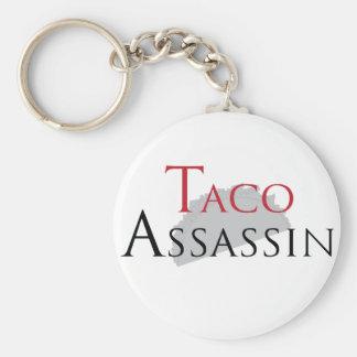 Llavero del asesino del Taco