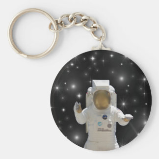 Llavero del astronauta