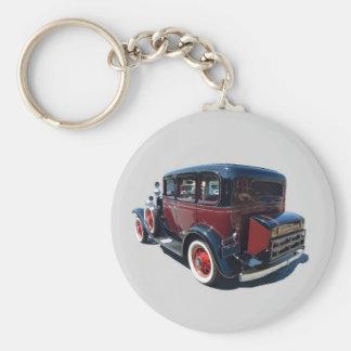 Llavero del automóvil del vintage