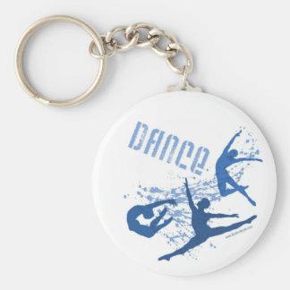 Llavero del azul del Danseur