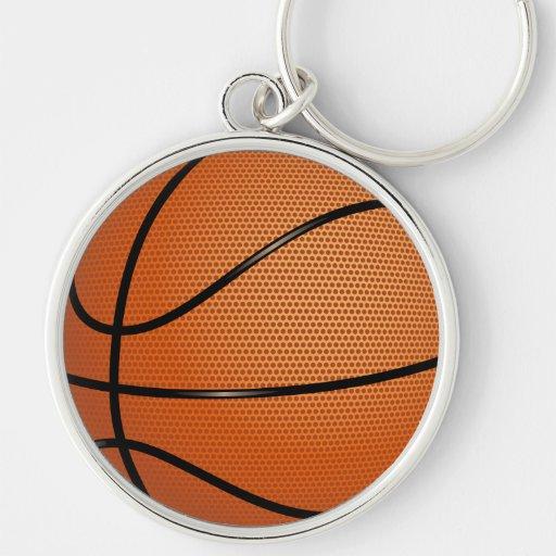 Llavero del baloncesto - Custimizable
