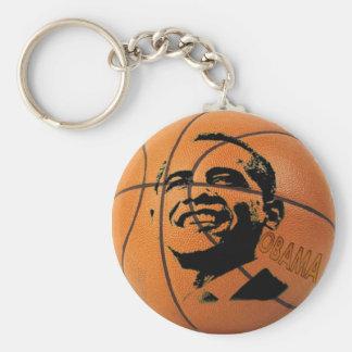 Llavero del baloncesto de Obama