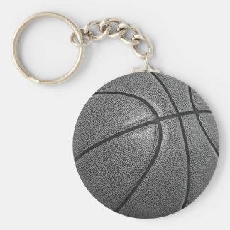 Llavero del baloncesto del Grayscale