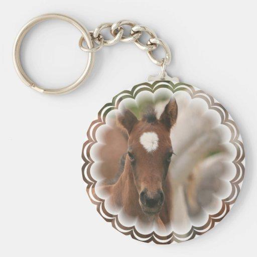 Llavero del bebé del caballo