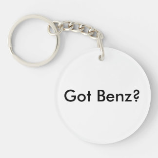 Llavero del Benz de Mercedes