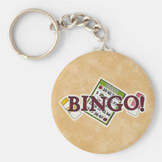 Llavero del bingo