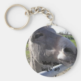 Llavero del burro