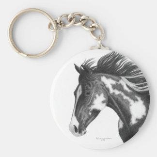 Llavero del caballo del Pinto