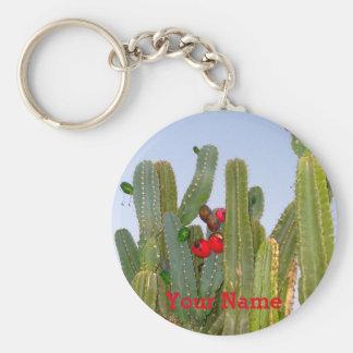 Llavero del cactus del desierto