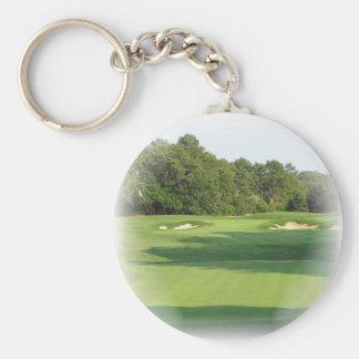 Llavero del campo de golf