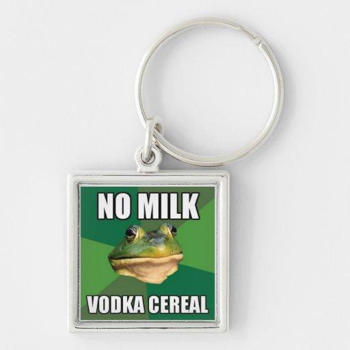 Llavero del cereal de la vodka