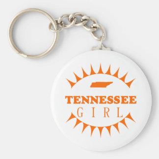 Llavero del chica de Tennessee