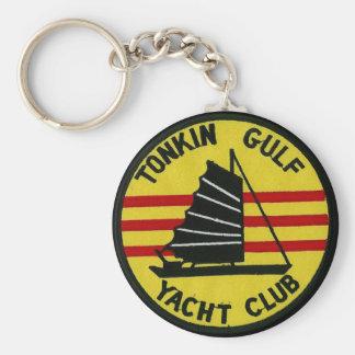 Llavero del club náutico del golfo de Tonkin