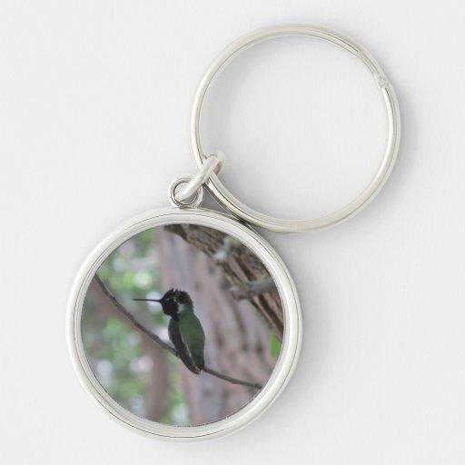 Llavero del colibrí