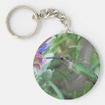 Llavero del colibrí de Ana