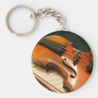 Llavero del concierto del violín