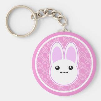 Llavero del conejo de conejito de Kawaii Usagi