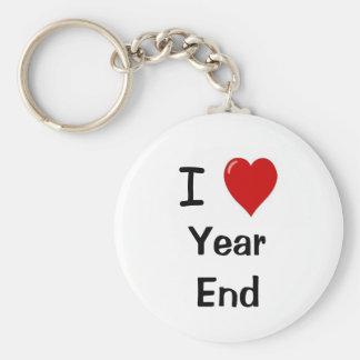 Llavero del contable - final de año del amor de I