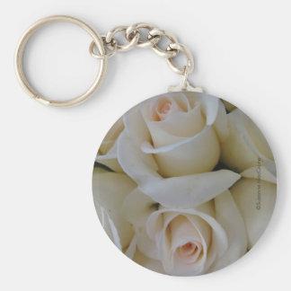 Llavero del ~ de los rosas de la porcelana