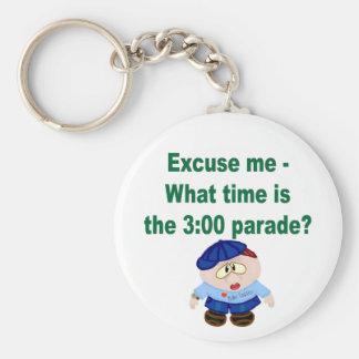 Llavero del desfile