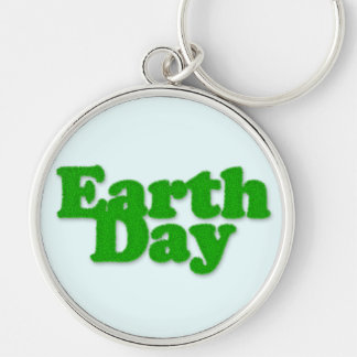Llavero del Día de la Tierra