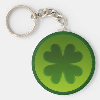 Llavero del día de St Patrick