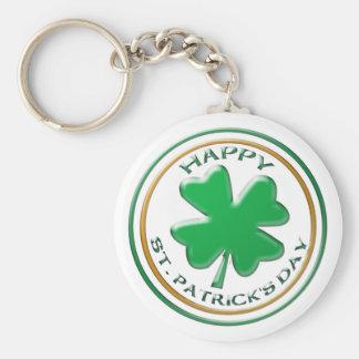 Llavero del día del St Patricks