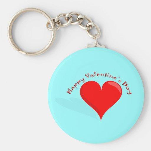 Llavero del el día de San Valentín