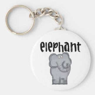 Llavero del elefante